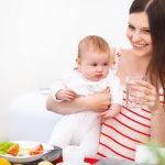 Меню для кормящей мамы в первый месяц на каждый день (рецепты)
